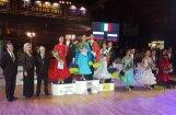 Latvijas sporta deju pāris piektajā vietā pasaules čempionātā jauniešiem Rīgā