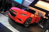 Детройт-2012: Chevrolet представила неожиданные прототипы