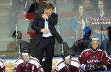 Znaroks nav apmierināts ar izlases  spēli pret Somiju