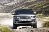 Первое знакомство с новым внедорожником Range Rover