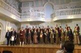 Jauniešu koris 'Balsis' noslēdz pirmo Krievijas koncertturneju