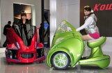 Токио -2011: японцы представили помесь скутера с автомобилем