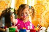 Ieteicamākās radošās nodarbes bērniem vecumā no trim līdz pieciem gadiem