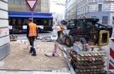 Rīgas ielu remonts: kur piecos gados izlietoti 236 miljoni eiro