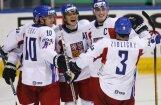 Čehijas hokeja izlase triumfē šī gada Eirotūres kopvērtējumā