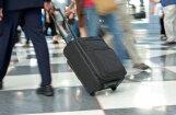 Читатель: После полета на самолете airBaltic из чемодана пропали деньги, паспорт и ноутбук