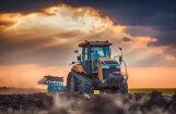 Lauksaimniecības palīgs traktors – klasifikācija, uzbūve un ekspluatācija