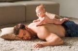Vientuļš un atstumts vilks vai jaunais tēvs? Vīrieša pēcdzemdību krīze