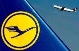 Stjuartu streika dēļ 'Lufthansa' atceļ vairāk nekā 100 reisu