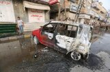 Gaisa uzbrukumos Hudeidai nogalināti 52 cilvēki, vēsta Jemenas nemiernieki