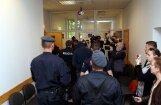 Суд оставил под арестом администратора неплатежеспособности Дуревскиса