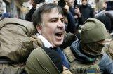 Сторонники освободили Саакашвили в центре Киева