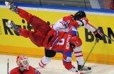 Kanādas un Krievijas hokeja  izlases tiksies jau PČ ceturtdaļfinālā