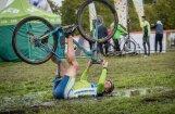 Foto: Sportiskā gaisotnē aizvadīts SEB MTB maratona sezonas noslēgums