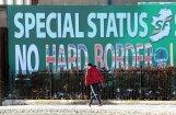 Lielbritānijas-Īrijas robeža pēc 'Brexit' bez kontrolpunktiem nebūs iespējama, domā deputāti