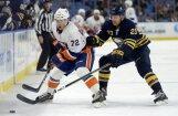 Girgensona 'Sabres' noslēdzošajā pārbaudes spēlē piekāpjas 'Islanders'