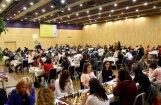 Latvijas šahistēm pieticīgi rezultāti Rīgā notiekošā Eiropas čempionāta pirmajā dienā