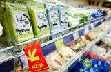 Pagaidām nevar cerēt uz piena produktu cenu kritumu, norāda LVTC