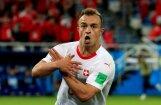 'Liverpool' uz spēli Belgradā sastāvā neiekļauj Serbijā nīsto Šakiri