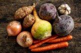 Выяснилось, что африканская чума свиней в Латвии может передаваться через овощи и фрукты