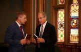 'Gods kalpot Rīgai' lemj Saeimas vēlēšanās startēt sadarbībā ar reģionālajām partijām
