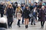 2015.gads Latvijā ienāks ar atkusni