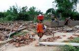 Putekļu vētrā Indijā vismaz 14 bojā gājušie; 25 ievainotie