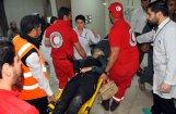 Ziņo par 70 bojāgājušajiem ķīmiskajā uzbrukumā Sīrijā; Maskava to noliedz