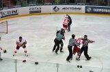 ВИДЕО: Хоккеисты
