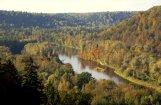 Aptaujā par visainaviskako vietu Latvijā tiek atzīts Gaujas nacionālais parks