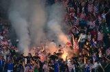 UEFA varētu sodīt vainīgos par Itālijas himnas izsvilpšanu