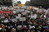 Тысячи москвичей на митинге против реновации потребовали отставки Собянина