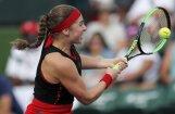 Севастова вышла во второй круг турнира в Мадриде, Остапенко проиграла румынке