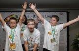 Latvijas III Olimpiādes brīvprātīgie mīl savu darbu
