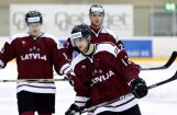 Latvijas hokejisti uzvar 'Euro  Ice  Hockey  Challenge' turnīrā