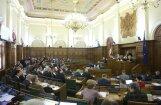 Сейм решил оставить Судрабу в парламентской комиссии по расследованию