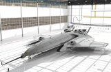 Spāņu dizainers radījis virsskaņas lidmašīnas modeli, kas līdz Ņujorkai varētu aizlidot trīs stundās