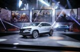 'Škoda' importētāja funkcijas Latvijā pārņems 'Auto 100'