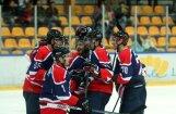 'Liepājas metalurga' hokejisti pārbaudes mačā atkārtoti pieveic VHL čempionvienību 'Toros'