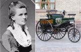 Bertas Benzas nozīmīgā loma 'Mercedes-Benz' automašīnu evolūcijas vēsturē
