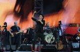 'Asaras acīs sariesties steidz.' 'Prāta vētras' koncerta Mežaparkā apskats