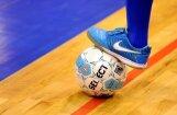 Сборная Латвии по мини-футболу на ЧЕ разгромила киприотов