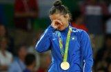 Kosovas džudiste izcīna valsts vēsturisko pirmo olimpisko zelta medaļu