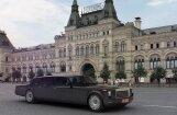 'GAZ' piedāvā Putinam 'Čaiku' uz 'Mercedes S600' bāzes