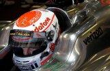 Abū Dabī GP pirmajā treniņā ātrākais Batons