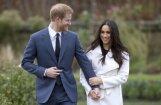 Prinča Harija līgaviņa klaji pārkāpj karalisko etiķeti