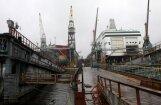 Рижскому судоремонтному заводу не хватает сварщиков