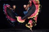 Foto: Ar krāšņiem priekšnesumiem atklāts Baltijas baleta festivāls