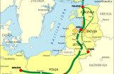 Латвия и соседи договорились о Rail Baltica: где проложат новую ж/д линию?