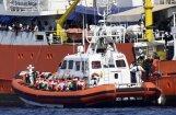 Saistībā ar strīdu par migrantu kuģi Itālija uz pārrunām izsaukusi Francijas vēstnieku